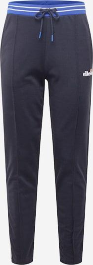 ELLESSE Pantalon de sport en bleu foncé, Vue avec produit