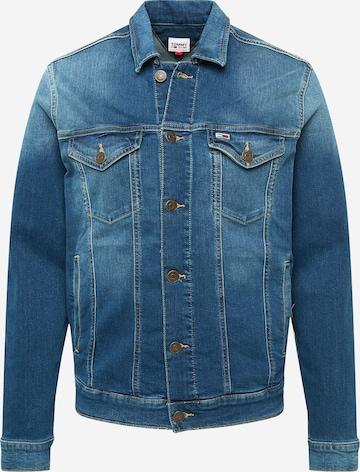Veste mi-saison Tommy Jeans en bleu