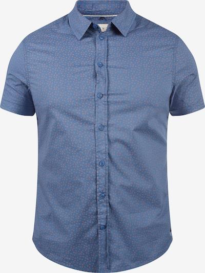 BLEND Kurzarmhemd Kurzarmhemd in blau, Produktansicht