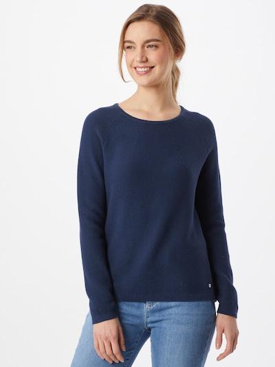 BRAX Pullover 'LISA' i mørkeblå, Modelvisning