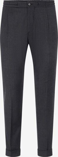J.Lindeberg Pantalon à pince 'Sasha' en gris foncé / noir, Vue avec produit