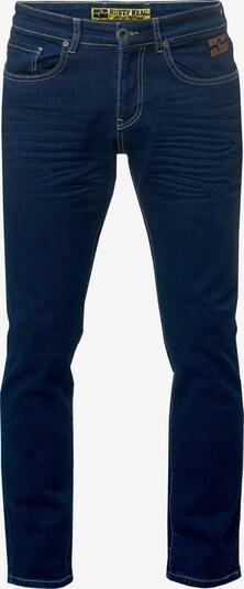 Rusty Neal Jeans 'LINDON' in de kleur Marine, Productweergave