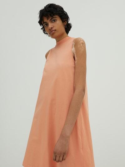 EDITED Šaty 'Aleana' - oranžová, Model/ka