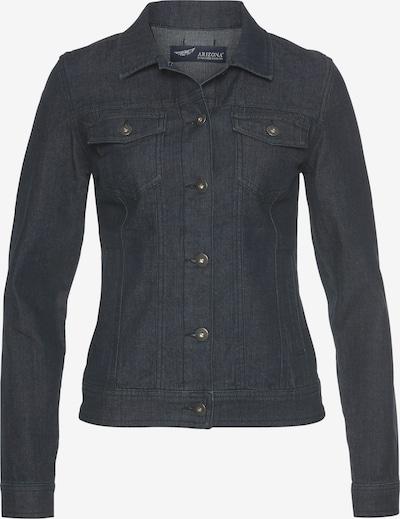 ARIZONA Jeansjacke in schwarz, Produktansicht
