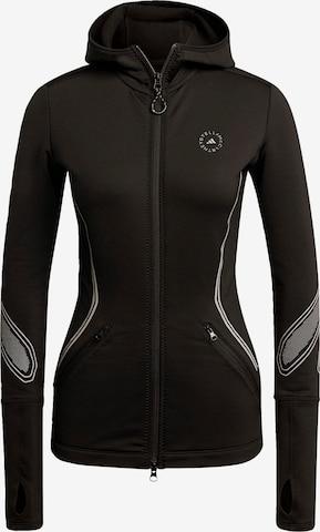 adidas by Stella McCartneySportska jakna 'aSMC TPA MI C.R' - crna boja