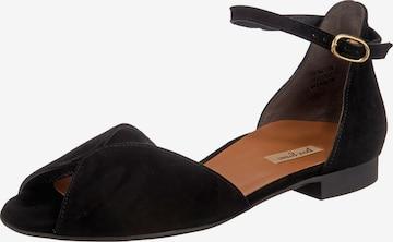 Sandales Paul Green en noir