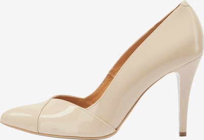 faina Pumps in beige, Produktansicht
