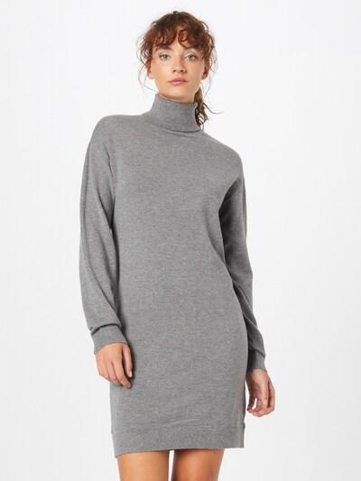 VILA Kleid 'RUBI' in grau, Modelansicht