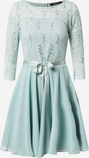 SWING Cocktail dress in Cyan blue, Item view
