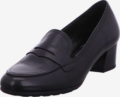 GABOR Platform Heels in Black, Item view