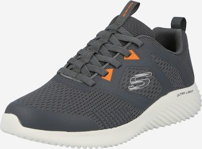 SKECHERS Nízke tenisky - tmavosivá / oranžová, Produkt