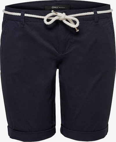 ONLY Chino trousers in Navy, Item view