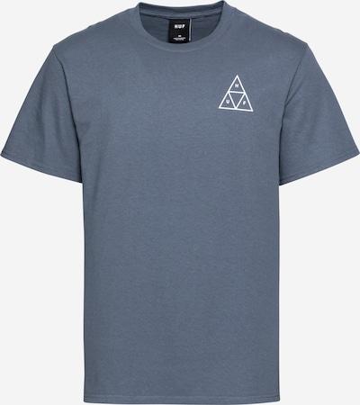 Maglietta 'LUPUS NOCTEM' HUF di colore blu colomba / bianco, Visualizzazione prodotti