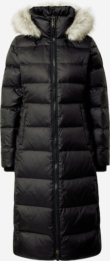 TOMMY HILFIGER Mantel 'Tyra' in schwarz / offwhite, Produktansicht