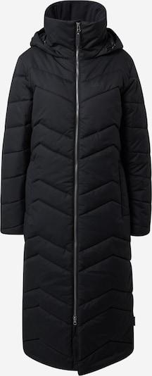 JACK WOLFSKIN Mantel 'Kyoto' in schwarz, Produktansicht