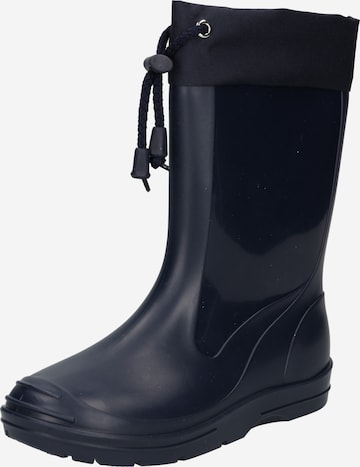 BECK Rubber boot in Blue