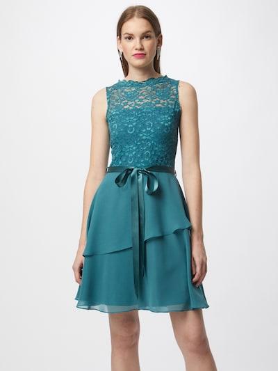 SWING Kleid in türkis, Modelansicht