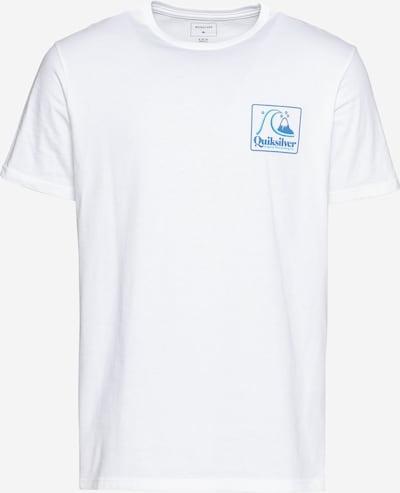 QUIKSILVER Funktionsskjorte i blå / hvid, Produktvisning