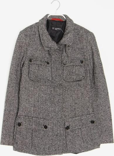 IN LINEA Jacket & Coat in M in Grey / Black, Item view