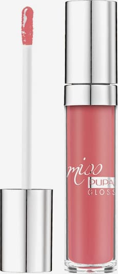 PUPA Milano Lipgloss 'Miss' in pink, Produktansicht
