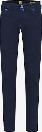 Meyer Hosen Slim Fit Hose M5 Slim in dunkelblau, Produktansicht