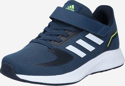Pantofi sport 'Runfalcon 2.0' ADIDAS PERFORMANCE pe bleumarin / gri / verde neon / alb, Vizualizare produs