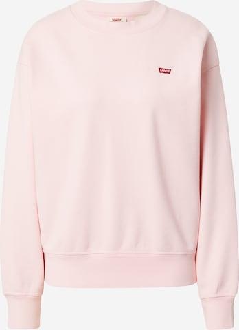 LEVI'S Sweatshirt in Pink