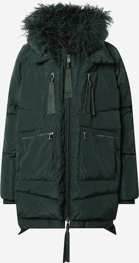 MAX&Co. Manteau d'hiver 'Mughetto' en pétrole, Vue avec produit