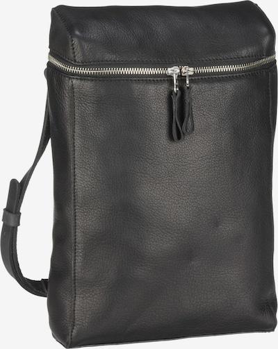 Harold's Rucksack / Daypack ' Box BO2 ' in schwarz, Produktansicht