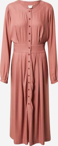 SKFK Kleid 'HAIZEA' in Pink