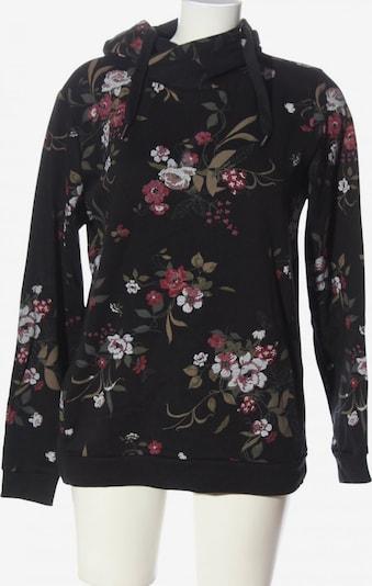 CLOCKHOUSE by C&A Sweatshirt & Zip-Up Hoodie in XL in Khaki / Red / Black, Item view