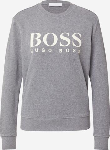 BOSS Casual Sweatshirt in Grey