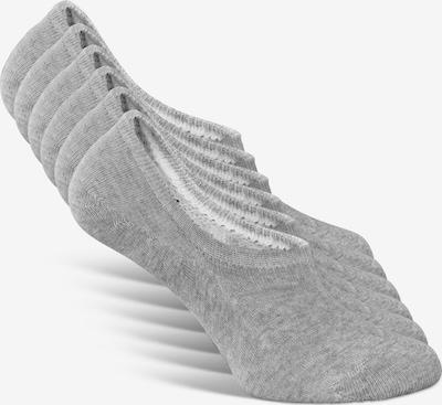 Classics Füßlinge 'Invisible Socks' in grau, Produktansicht