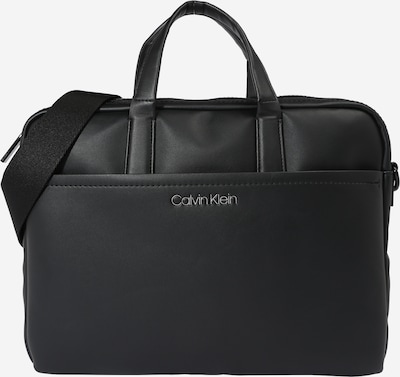 Calvin Klein Bolsa para portátil en negro, Vista del producto
