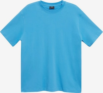 MANGO MAN T-Shirt in Blau