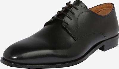 BOSS Обувки с връзки 'Lisbon' в черно, Преглед на продукта