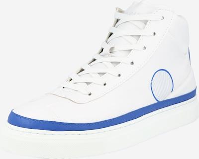 Komrads Baskets hautes 'APL' en bleu ciel / blanc, Vue avec produit
