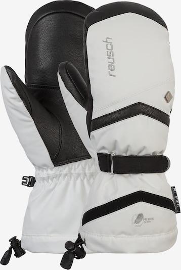 REUSCH Fäustling 'Naria R-TEX® XT Mitten' in schwarz / weiß, Produktansicht