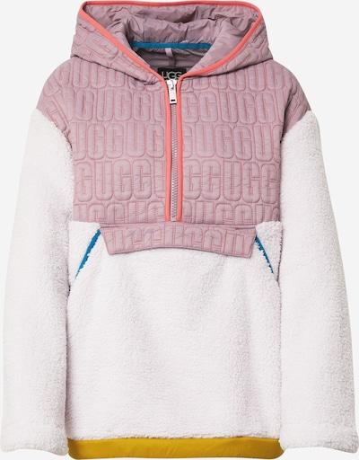 UGG Pulover 'IGGY' | roza / bela barva, Prikaz izdelka