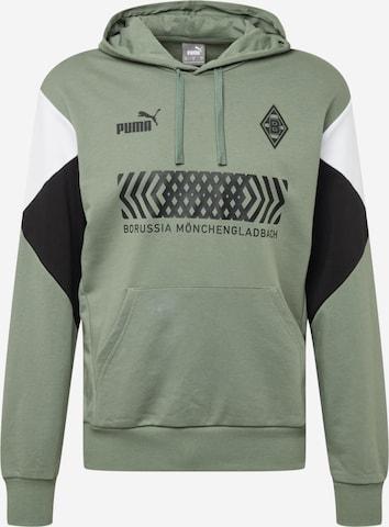 PUMA Spordidressipluusid 'Borussia Mönchengladbach', värv roheline