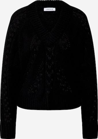 EDITED - Jersey 'Luzia' en negro