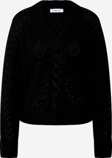 EDITED Sweter 'Luzia' w kolorze czarnym, Podgląd produktu