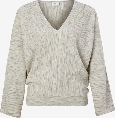 s.Oliver BLACK LABEL Sweater in Grey, Item view