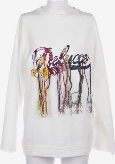 Golden Goose Sweatshirt / Sweatjacke in XS in weiß, Produktansicht