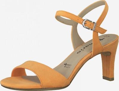 TAMARIS Páskové sandály - meruňková, Produkt