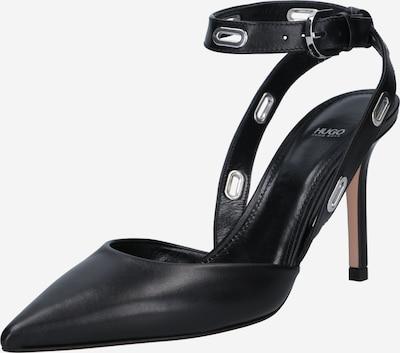 HUGO Sandale 'Kimley' u crna, Pregled proizvoda