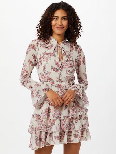 Hailys Sukienka 'Sissi' w kolorze czerwony / czarny / białym, Podgląd na modelu(-ce)