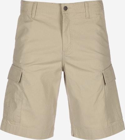 Carhartt WIP Cargo Shorts in creme, Produktansicht