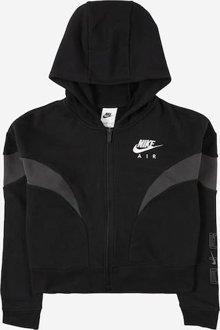 Veste de survêtement Nike Sportswear en noir