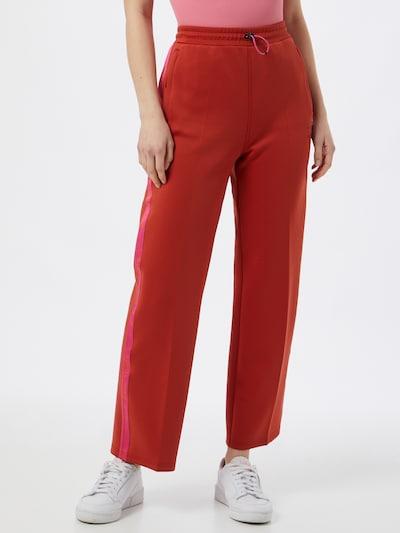 G-Star RAW Hose in pink / rostrot, Modelansicht